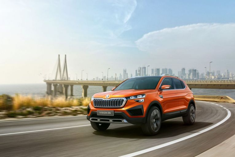 Škoda is targeting India after its success in neighbouring China