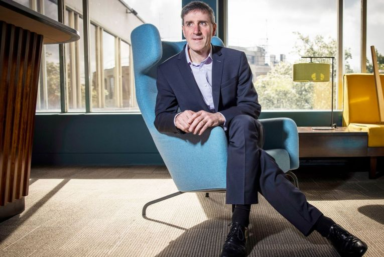 Paul Byrne, chief executive of CurrencyFair: 'We have to make it as easy as possible for customers to make cross border transactions.' Picture: Fergal Phillips