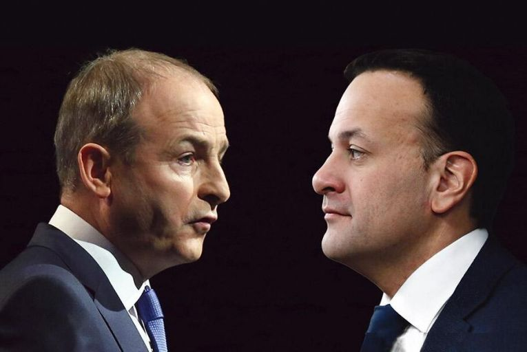 FG and FF shuffle closer to the political marriage bed