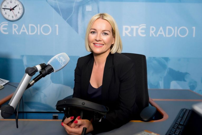 To have such a considerable gap between Claire Byrne and Ryan Tubridy will be difficult for RTÉ to stand over next year. Picture: Andres Poveda