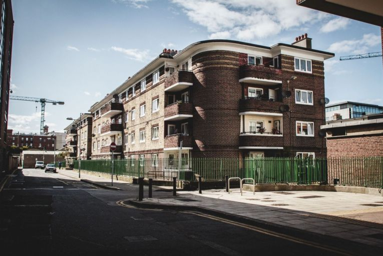 """""""This is, of course, the very early stage of that project, but it provides for the redevelopment of of some existing blocks, a total of 75 homes."""