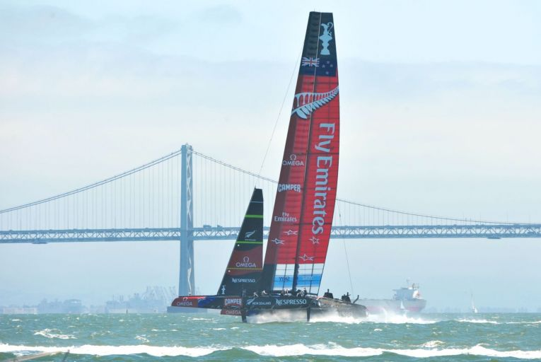 Ireland to turn down chance to host America's Cup