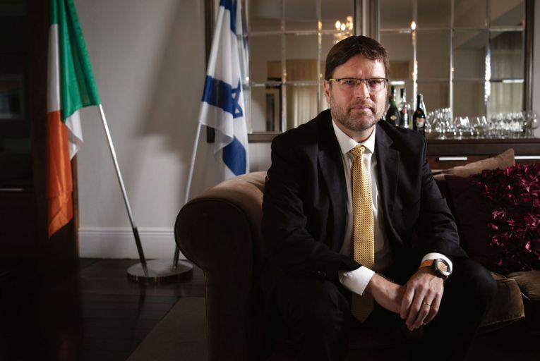 The Sunday Interview: Israeli ambassador Ophir Kariv | Business Post