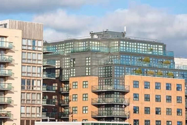 Modern apartment buildings in Dublin: the time is here for fresh thinking and new ideas    iStock