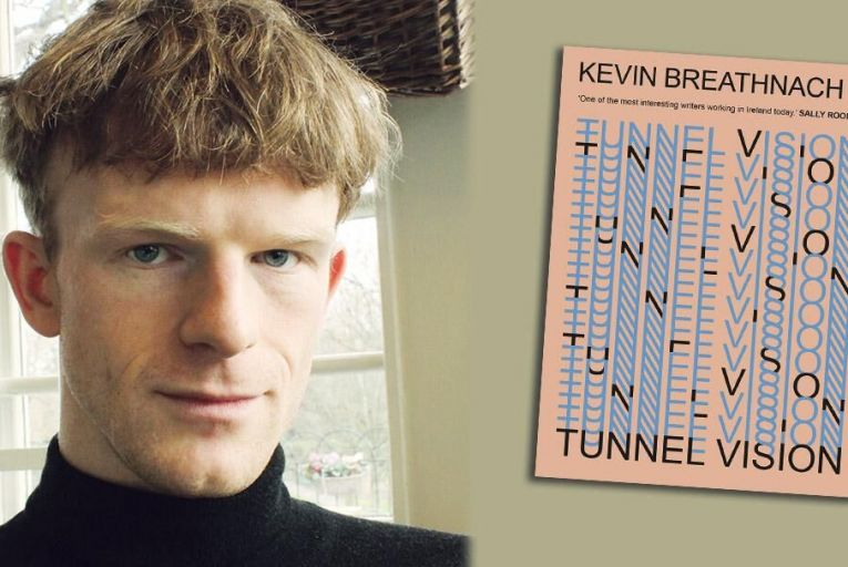Kevin Breathnach tinkers with form – setting prose as verse, playing sly tricks with margins and layout