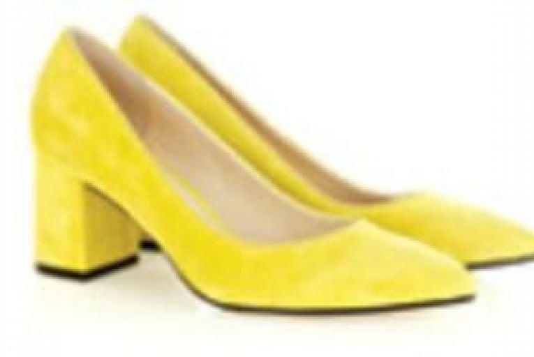 Shoes, were €70, now €30, Coast.