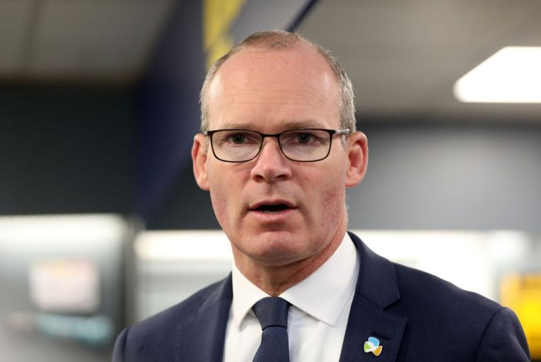 Coveney to seek compensation for West Bank demolitions