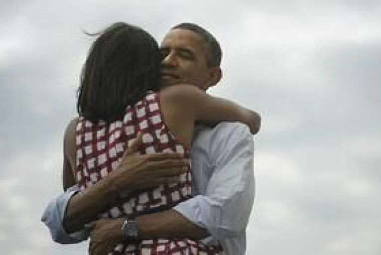 Obama re-elected: how it unfolded