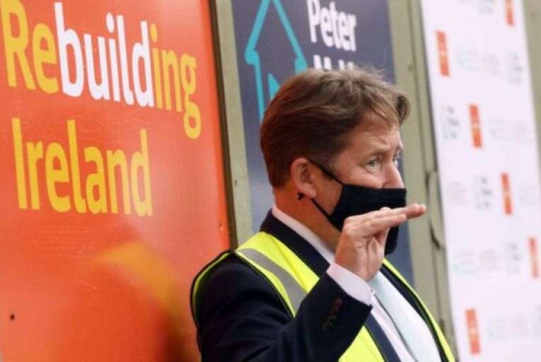 A spokeswoman for Darragh O\'Brien, the Minister for Housing, said an internal departmental review is already underway and is examining costs associated with social housing projects. Picture: Rollingnews.ie