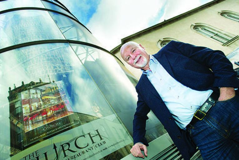 Church owner sees off Wetherspoon