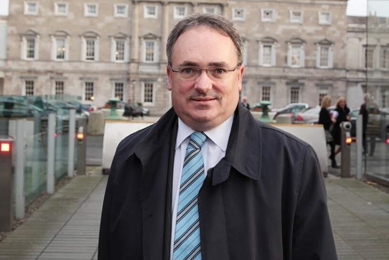 Brendan McDonagh, the chief executive of the National Asset Management Agency (Nama) Pic: RollingNews.ie