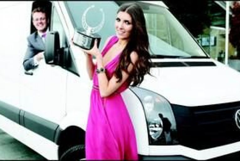 VW wins Irish Van of the Year