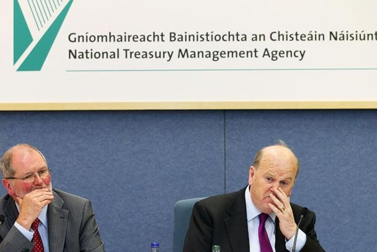 NTMA bought 500m in bonds  Pic: RollingNews.ie