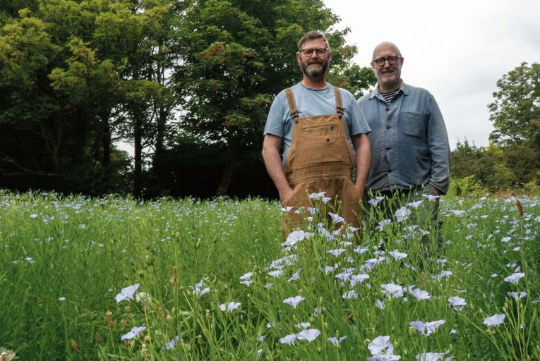 John Murray and Simon Jackson, founders of Modern Botany, plan to release 18 new products over the next three years