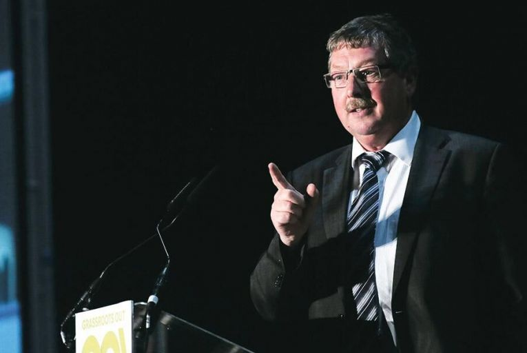 DUP's Wilson says Varadkar's 'no-deal deal' comments mean no need for Brexit backstop