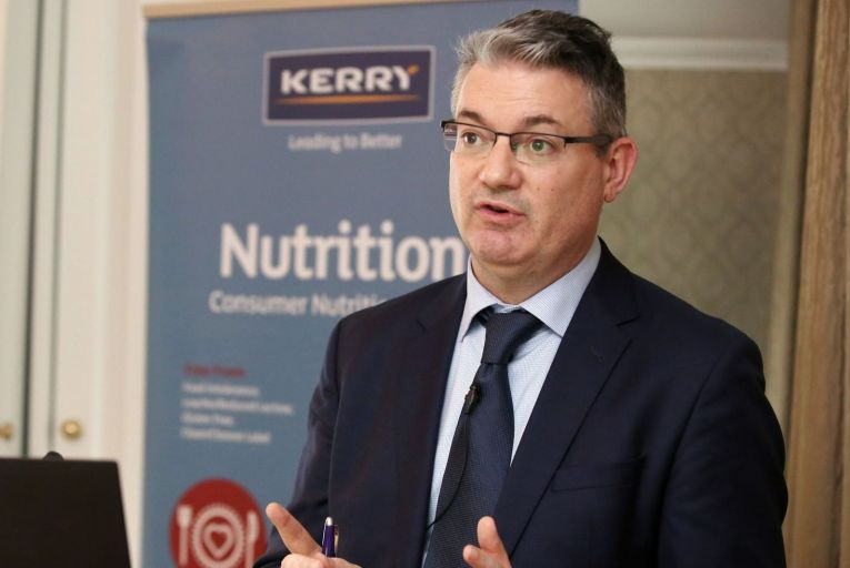 Modest rise in Kerry Group shares after Niacet acquisition