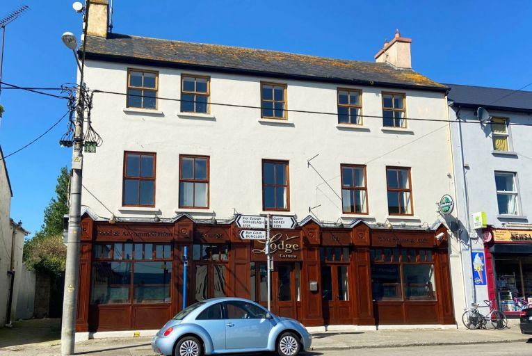 Wicklow village pub on market for €450,000