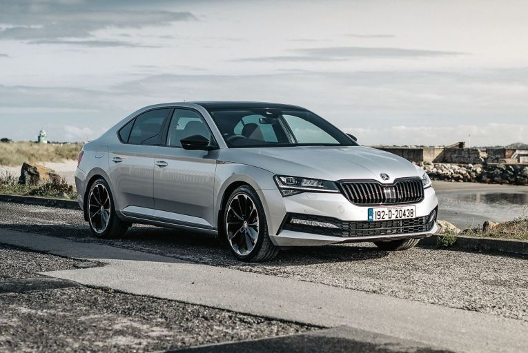 Even more desirable Superb Sportline lives up to its name