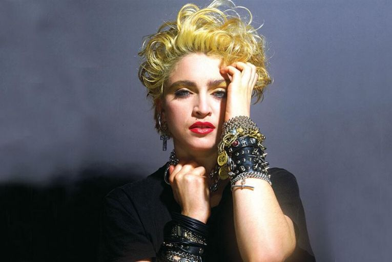 Madonna: the ultimate coper and international star for more than 30 years Pic: Gary Heery