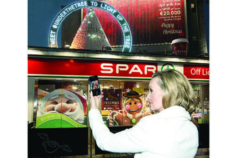 Spar launches Twitter fundraising campaign for children's hospital