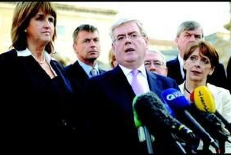Treaty poll: Sinn Féin surge sees it take second place