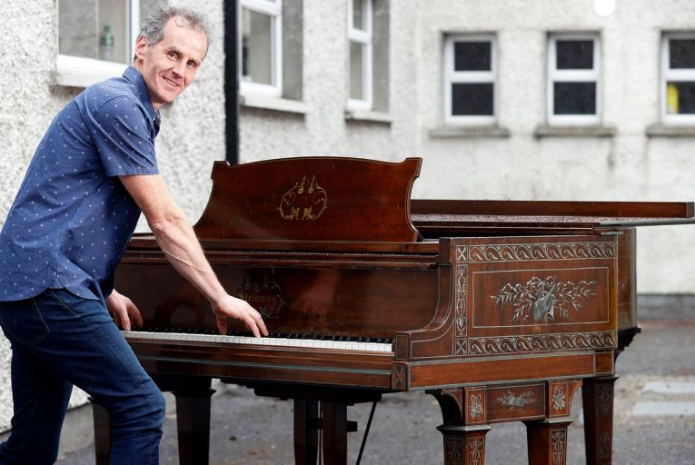 Stunning Steinway has pride of place at Niall Mullen sale