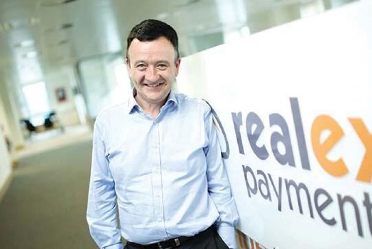 """Not that Lyon is ready to put his feet up, as he admits he will be """"back to work on Monday"""". As part of the deal, Lyon will take the company's growing personal payment business, Realex Fire, with him. Fourteen staff will stay with Lyon as he retains the ownership of the early stage company and works in partnership with Global Payments to develop new products. The company will be rebranded as Pay With Fire, and Lyon has said he will weigh up options on bringing in investment to grow the business.Colm Lyon, founder of Realex, will remain as non-executive director Picture: Feargal Ward"""