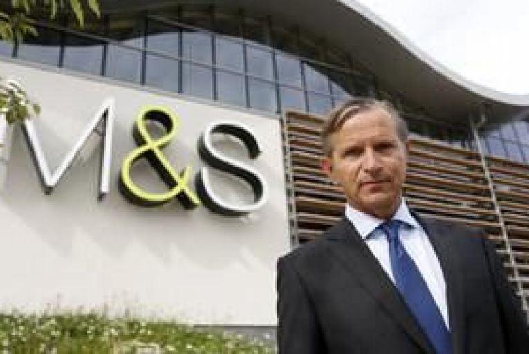 M&S profit slides as new team settles