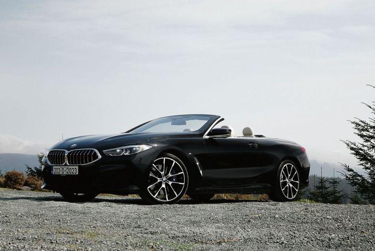 Motoring: All eyes on BMW as striking convertible lifts the spirits