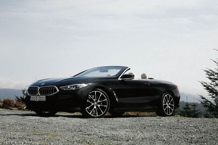 The BMW 8 Series is the Bavarian giant's flagship vehicle