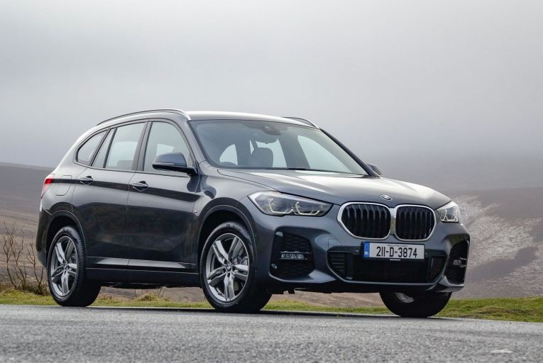 Test drive: BMW's X1 plug-in hybrid is arguably the best of the range