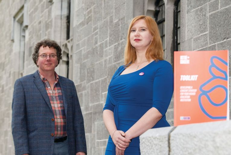 NUI Galway team brings colleges into the age of consent