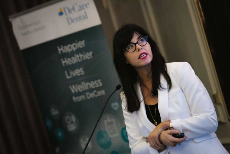 Maureen Walsh, managing director, DeCare Dental Insurance Ireland