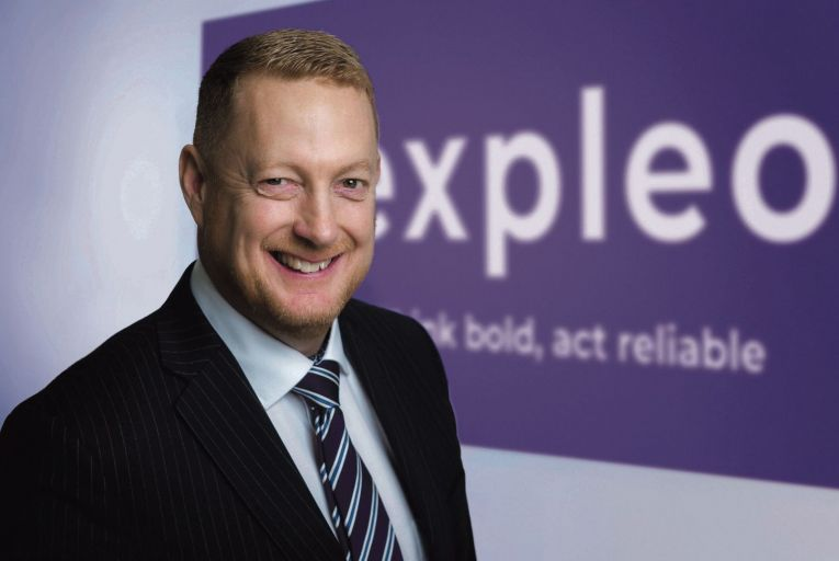Mark Kenny, client director for banking and financial services, Expleo
