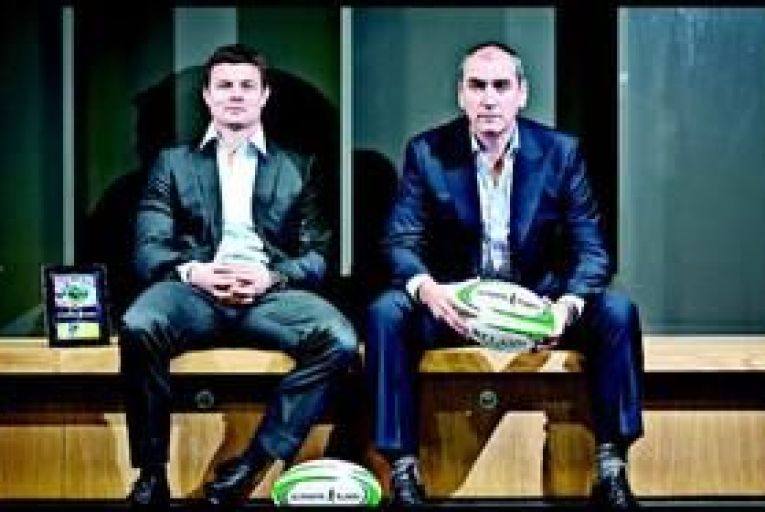 O'Driscoll teams up with tech entrepreneur for new rugby app