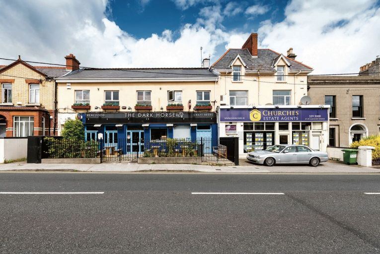 A property at 27-29 and 31-33 Carysfort Avenue in Blackrock, Co Dublin, sold for €1.43 million last month