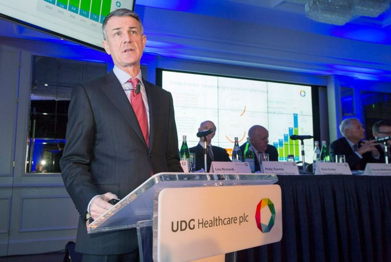 UDG Healthcare seeks to grow Ashfield division
