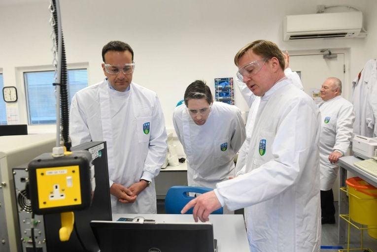 Covid-19 antibody testing 'not optimal', says De Gascún