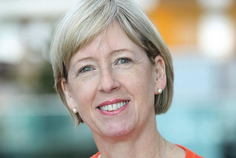 Dr Alison Campbell, director of Knowledge Transfer Ireland