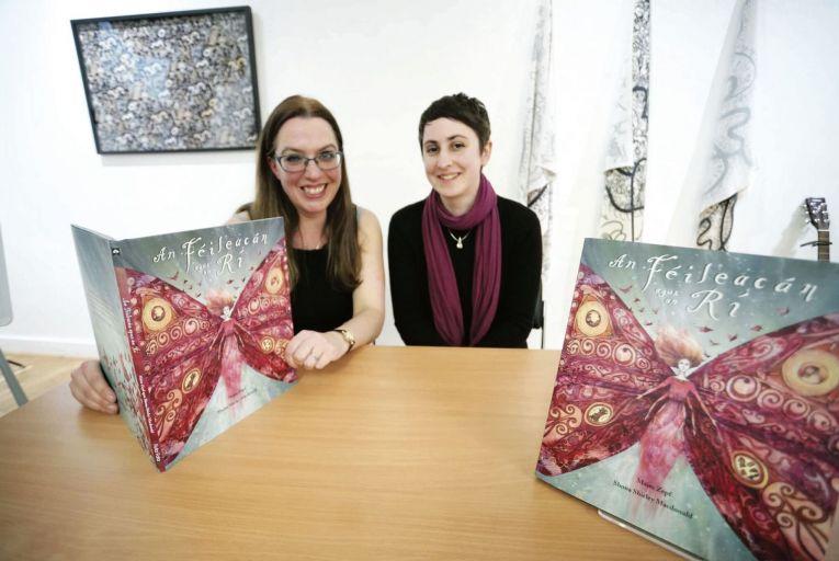 Irish-language publisher translates children's book into Lao