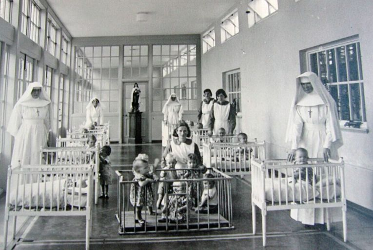 Glaxo Limited and the Wellcome Foundation carried out seven vaccine trials in mother and baby homes between 1934 and 1973.