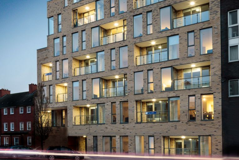 19-20 Blackhall Street in Smithfield, Dublin 7 has been acquired for €20 million. Picture: Peter Moloney/PM Photography