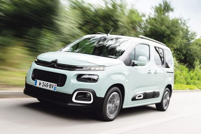 Citroën Berlingo: combining the benefits of a van and a car