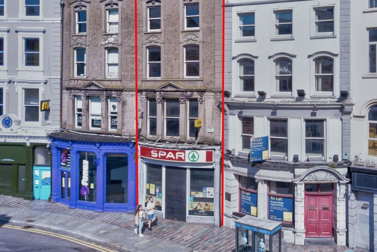 66 Patrick Street in Cork city is guiding €900,000