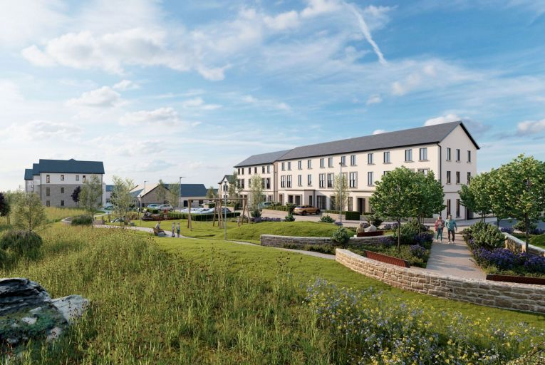 Third time lucky for Galway developer's 121-unit housing plan