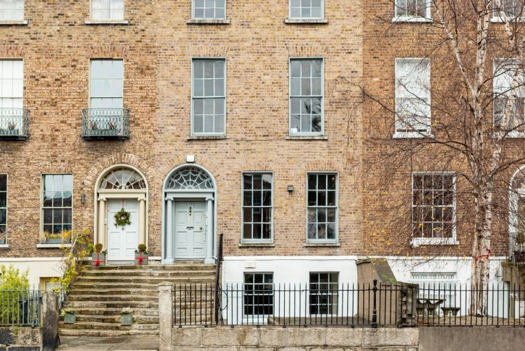 No 12 Pembroke Road in Dublin 4 is being sold with the benefit of vacant possession and is guiding €1.35 million