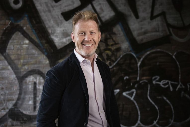 Eddie Dillon, co-founder of Creditlogic: 'What's critical for an ambitious fintech is to get off the island and to find some customers overseas.' Picture: Fergal Philips