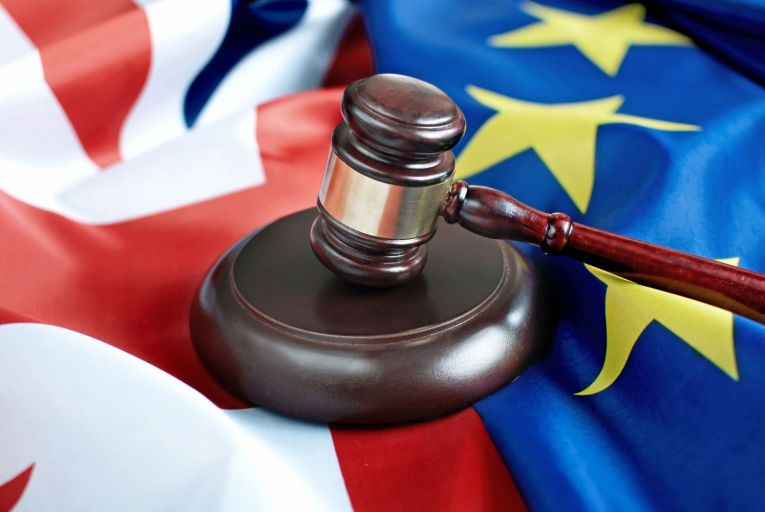 'With the right resources, Ireland's courts can continue to offer a robust and reliable alternative to London, where the legal sector contributes more than £25 billion a year to the exchequer'. Picture: Getty