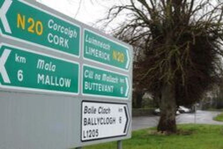 McGrath: N/M20 road project 'critical' for Cork and Limerick to challenge Dublin dominance
