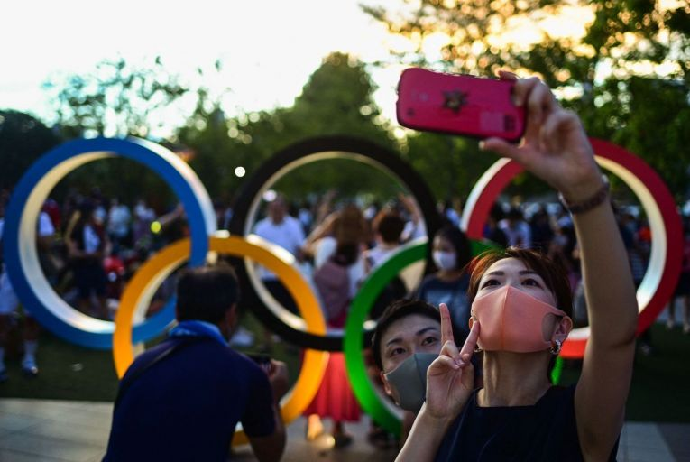'The truth is that the Olympics does not need fans to be commercially viable, as more than 90 per cent of revenues come from the sale of broadcast rights and sponsorship.' Picture: Getty
